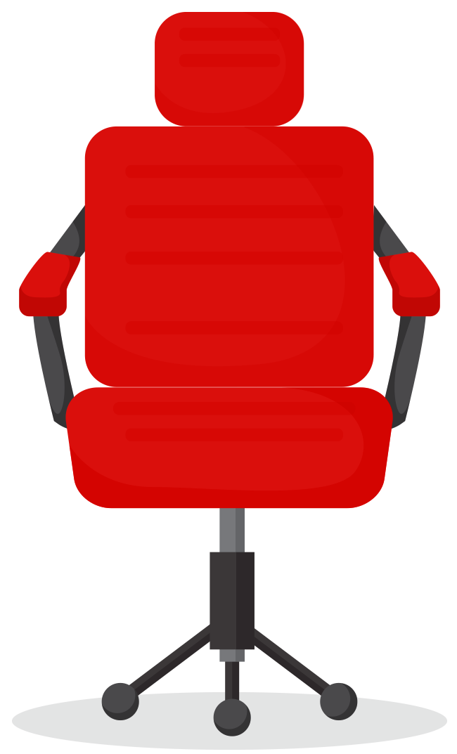 fully remote chair